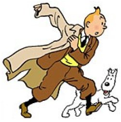 Sortie du 25 septembre 2011 : Tintin, Objectif : Cho'gall Tintin03