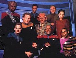 Star Trek   Star trek   deep space nine   [1x03]   Un homme seul   FR avi preview 1